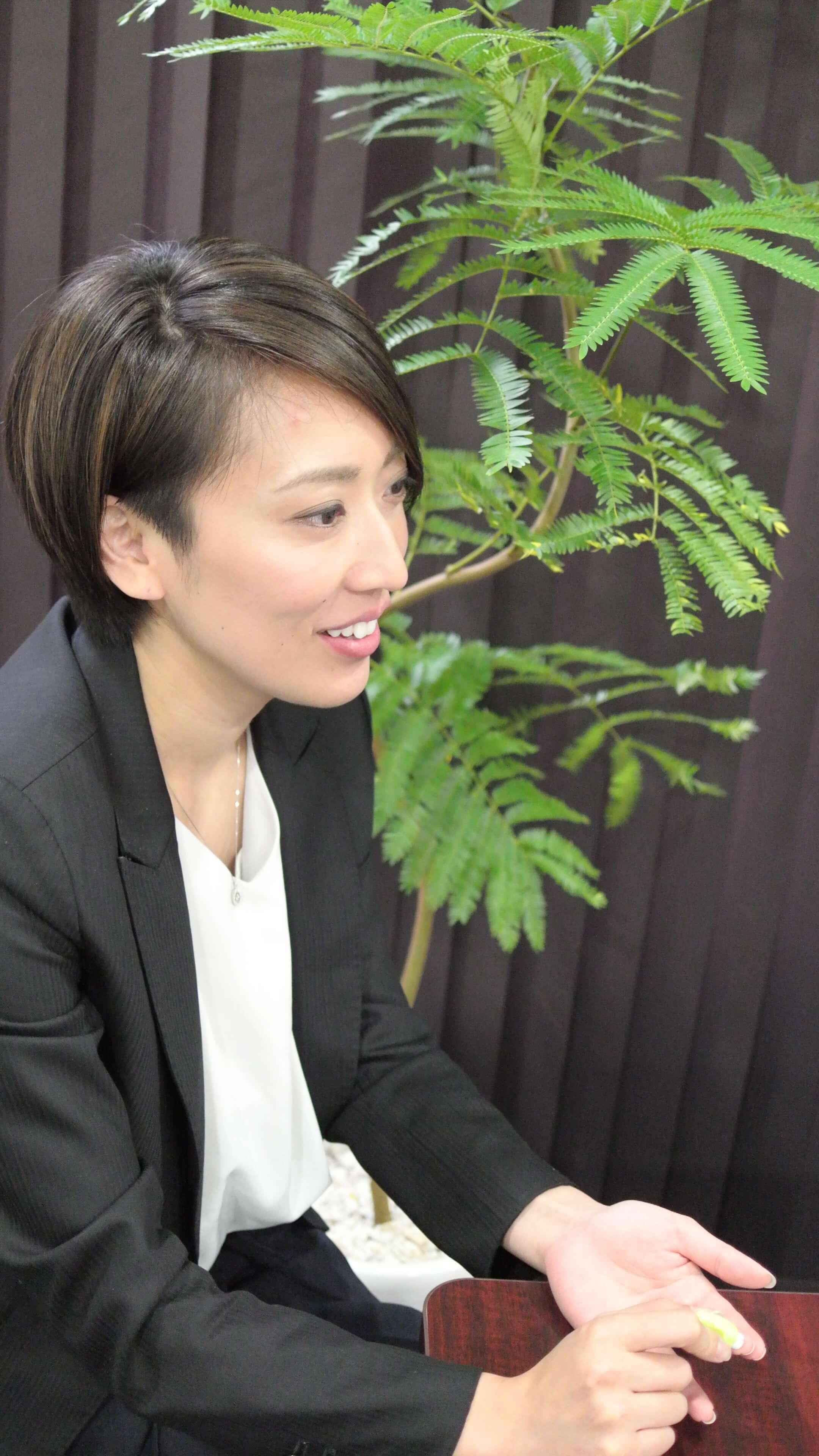 株式会社ライトニックス 代表取締役 福田萌様